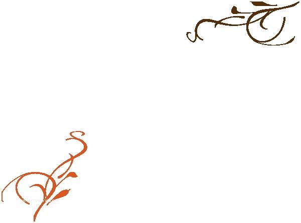 Wedding Invitation Borders Elegant Vines Wedding Invite Clip Art at Clker