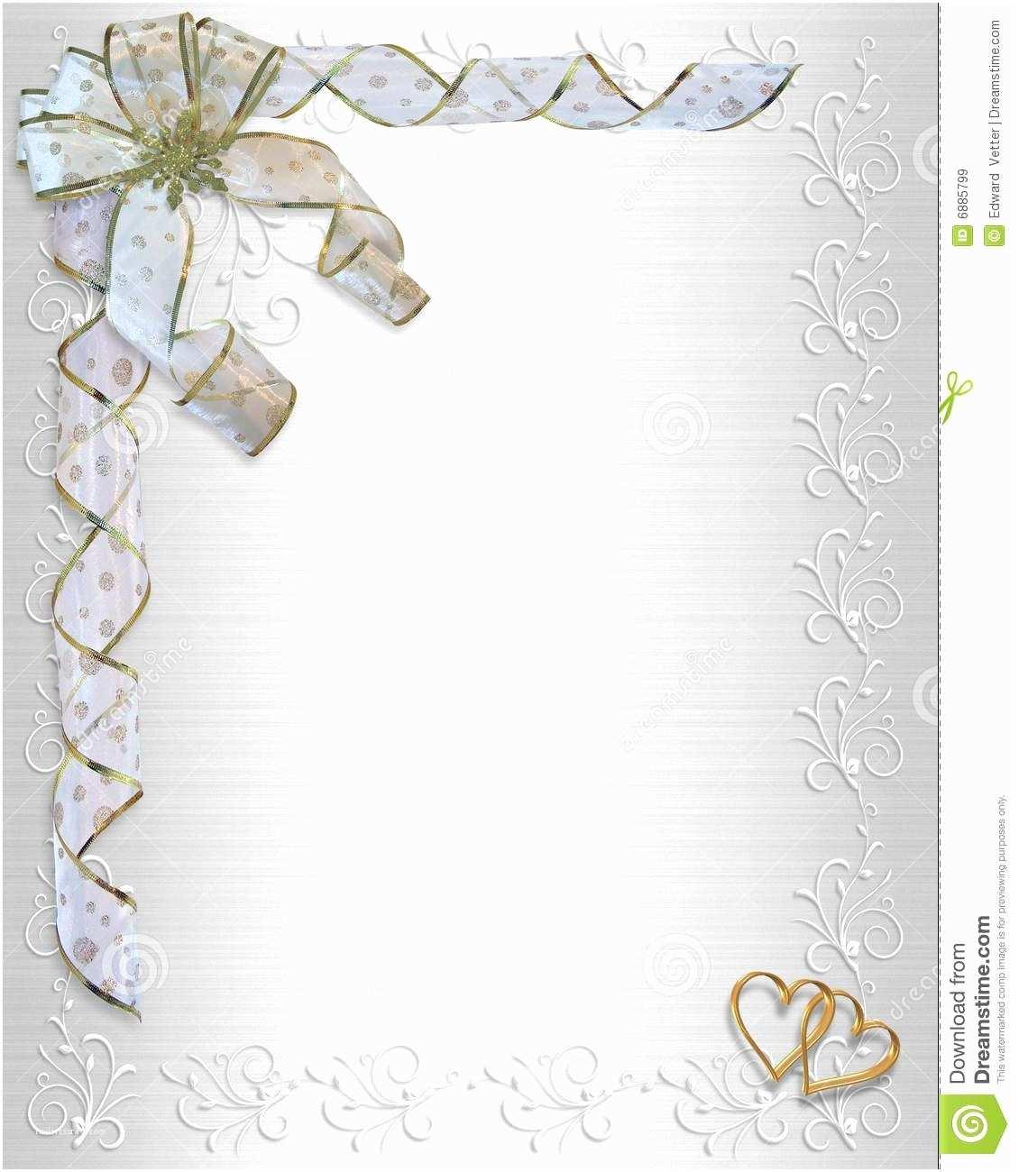 Wedding Invitation Borders Wedding Invitation Border Satin 1130×1300