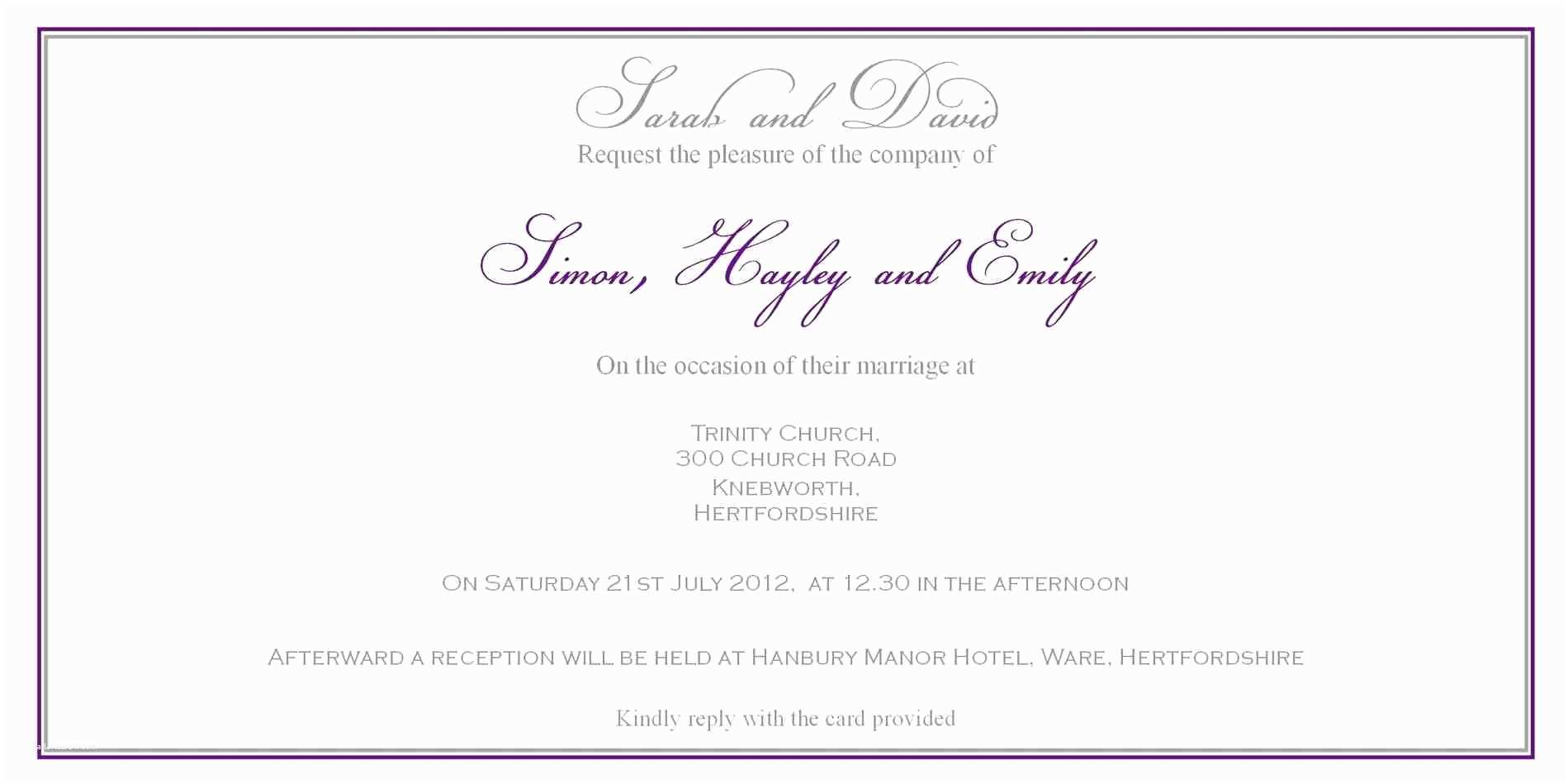 Wedding Invitation Both Parents Wording Samples Wedding Invitation Samples Couple Hosting Both Parents and