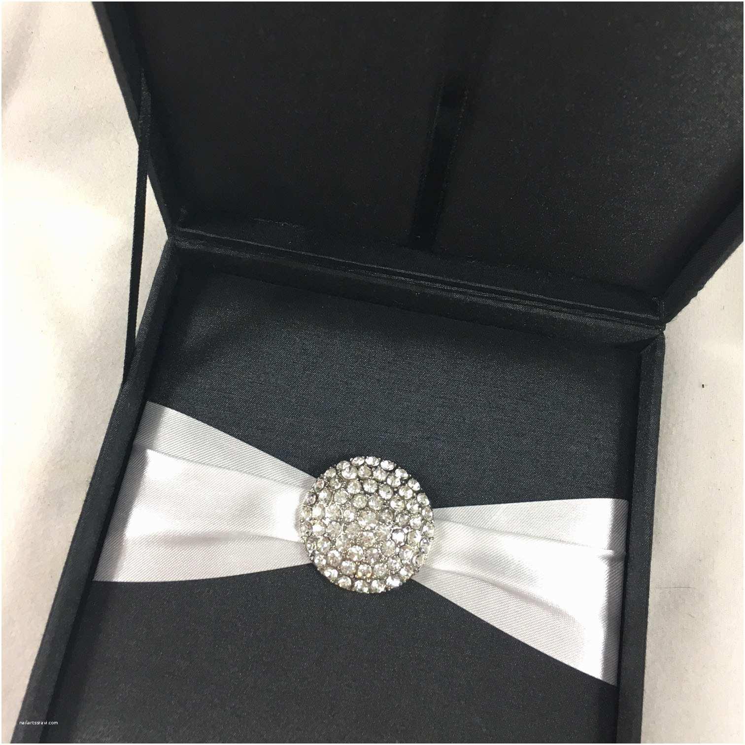 Wedding Invitation Boxes Cheap Cheap Silk Wedding Invitation Boxes From Thailand for