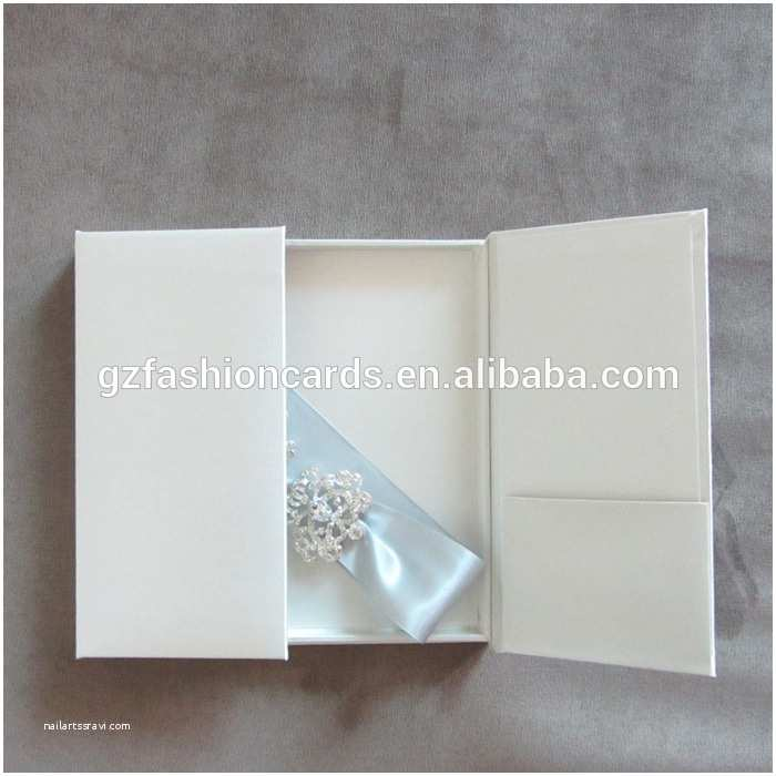 Wedding Invitation Boxes Cheap Dark Red Wooden wholesale Wedding Invitation Box Silk with
