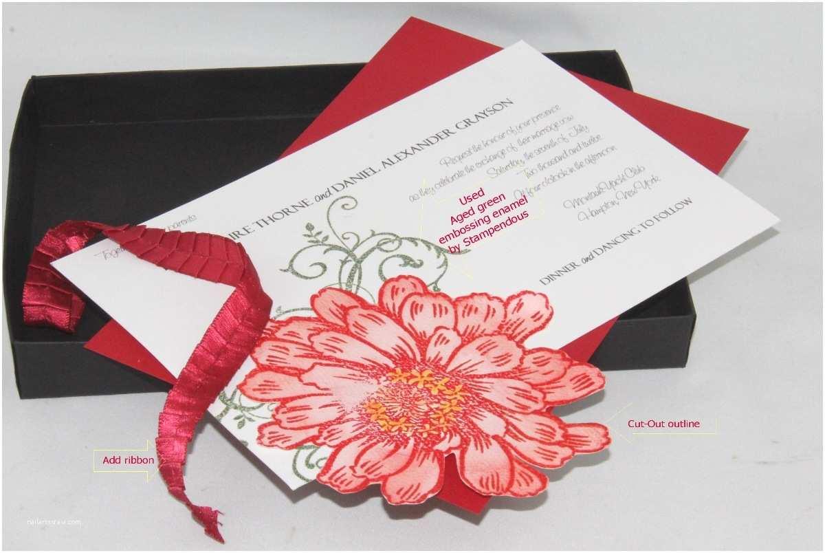 Wedding Invitation Boxes Cheap Diy Box Wedding Invitations May Arts wholesale Ribbon