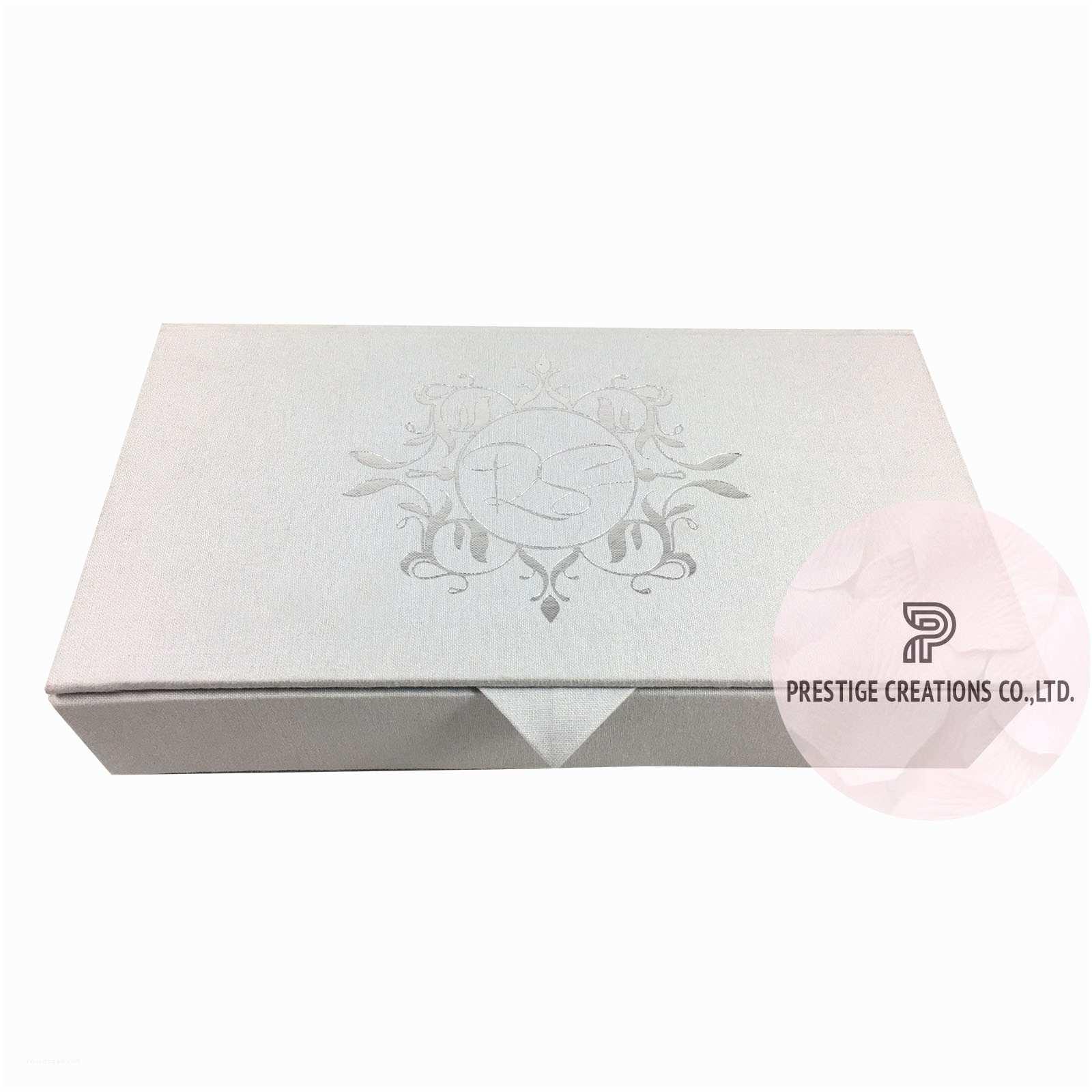 Wedding Invitation Boxes Cheap Silver Foil Wedding Invitations & Monogram Foil Stamped