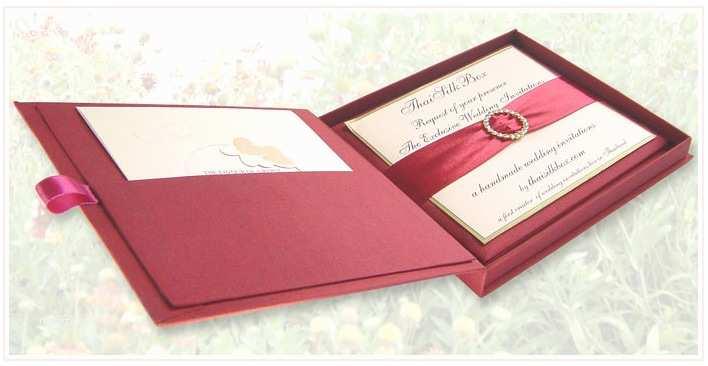 Wedding Invitation Boxes Cheap Wedding Invitation Templates