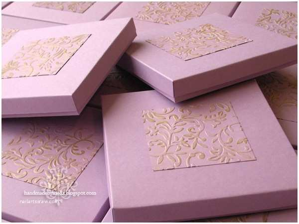 Wedding Invitation Boxes Couture Wedding Invitation Boxes are Highly sophisticated