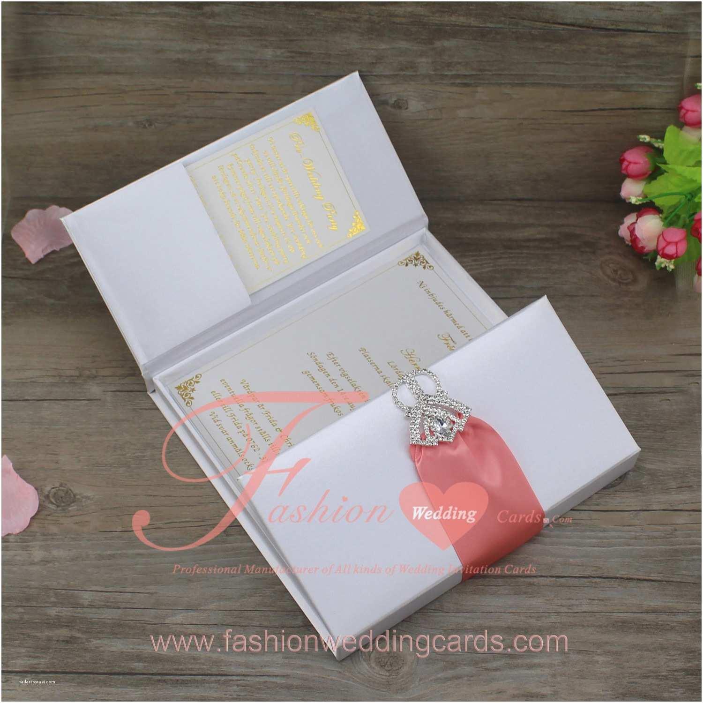 Wedding Invitation Boxes Silk Boxes for Invitations wholesale