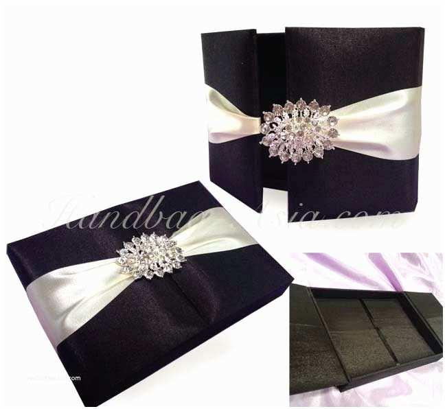 Wedding Invitation Boxes Wedding Invitation Boxes Silk Invitation