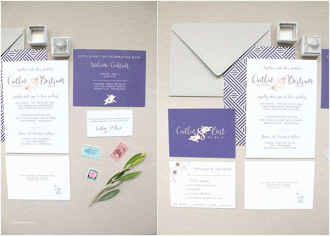 Wedding Invitation Brands Custom Wedding Brand & Invitation Suite