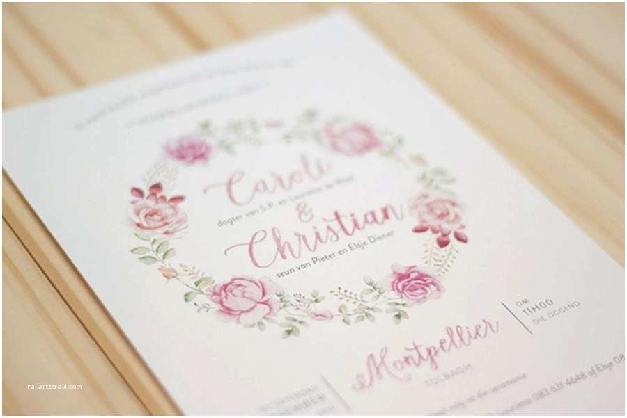 Wedding Invitation Brands Susan Brand Design Paarl Wedding Invitations Pink Book