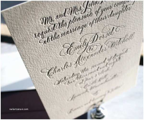 Wedding Invitation Calligraphy A New Year S Celebration 2010 S top 10 Bella Figura