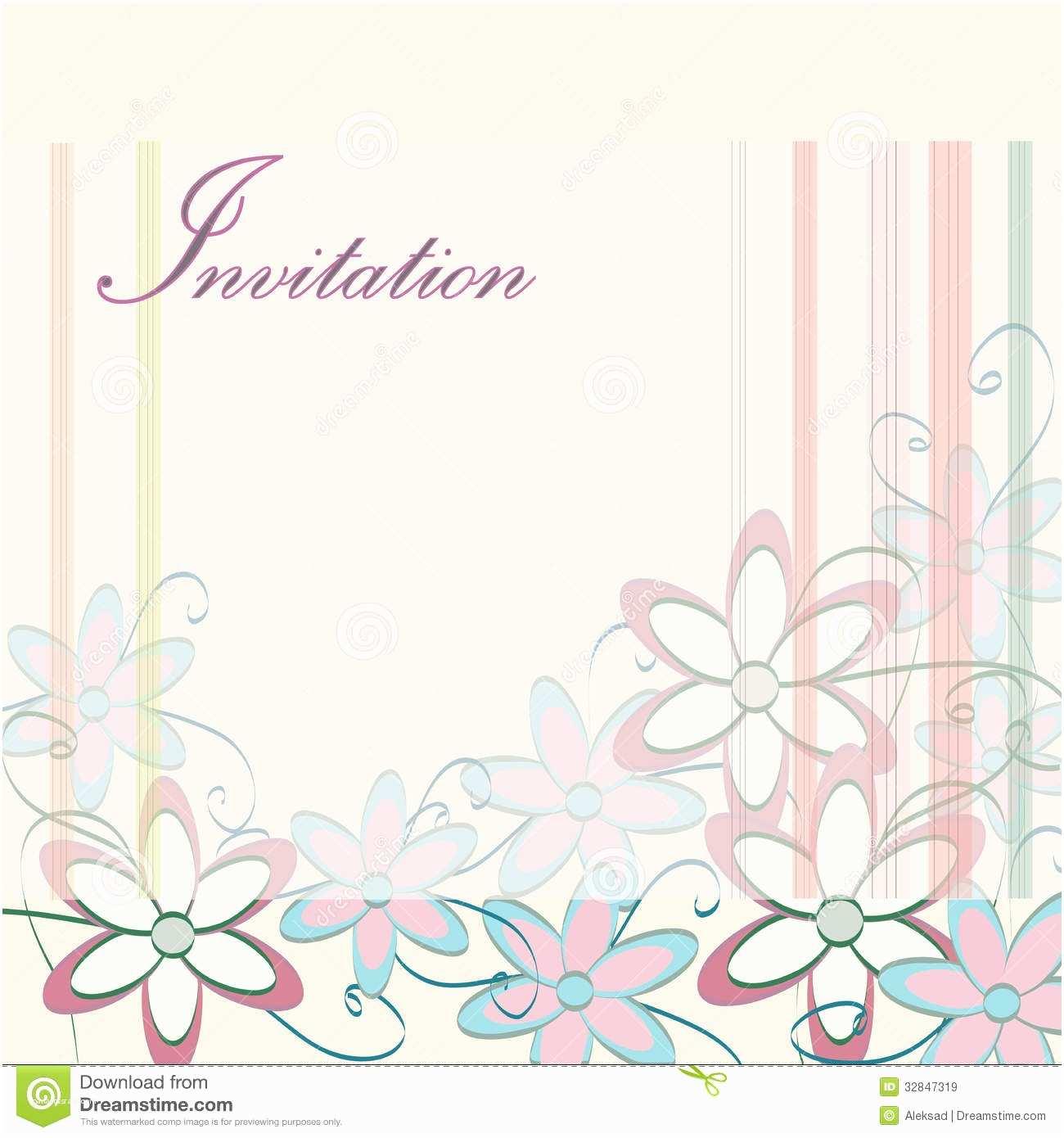 Wedding Invitation Card Design Wedding Invitation Template Party Card Design with