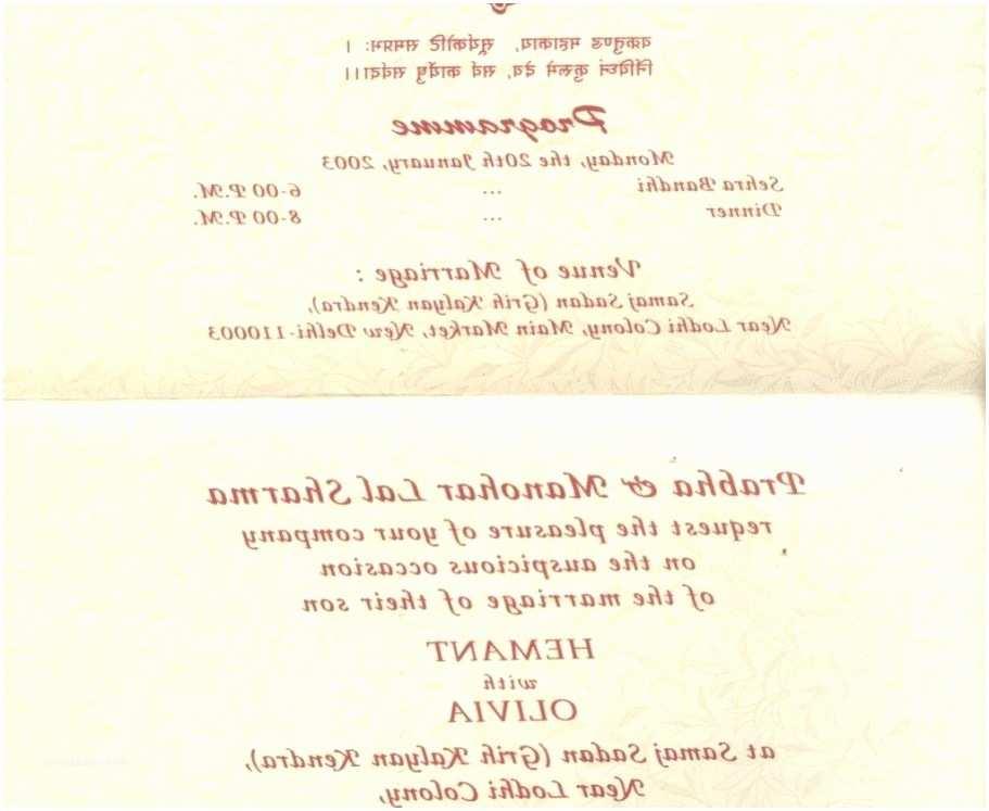 Wedding Invitation Card Ideas Hindu Wedding Invitation Card Format