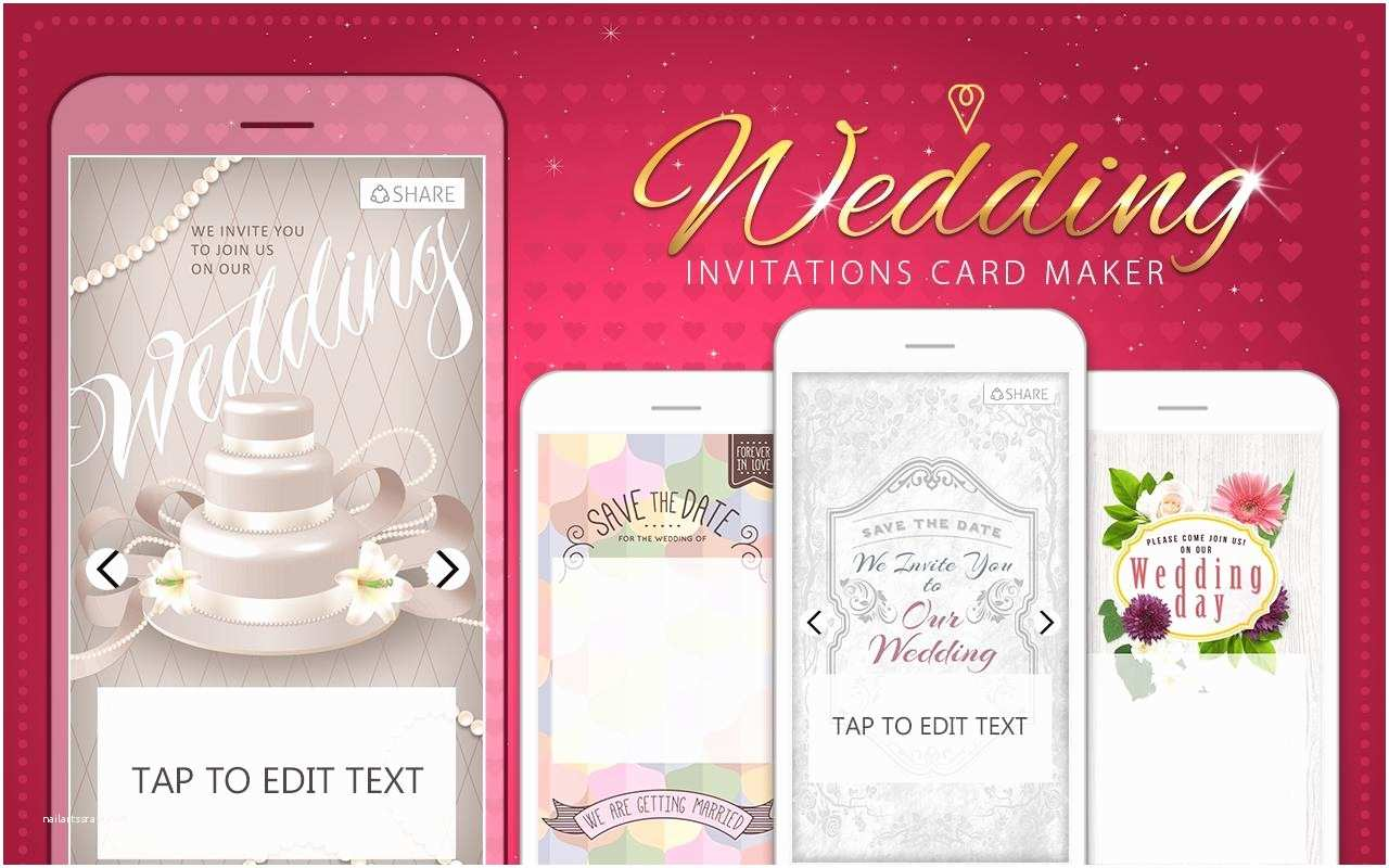 Wedding Invitation Card Maker Free Wedding Invitations Card Maker for android Free