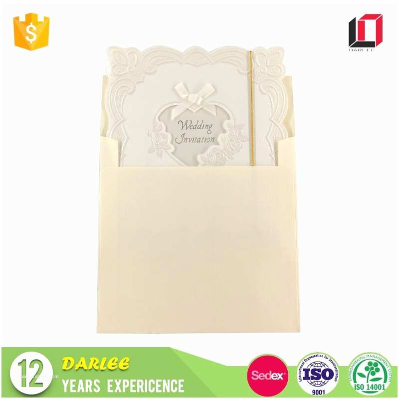 Wedding Invitation Card Online Shopping Line Shopping India wholesale White Luxury Wedding