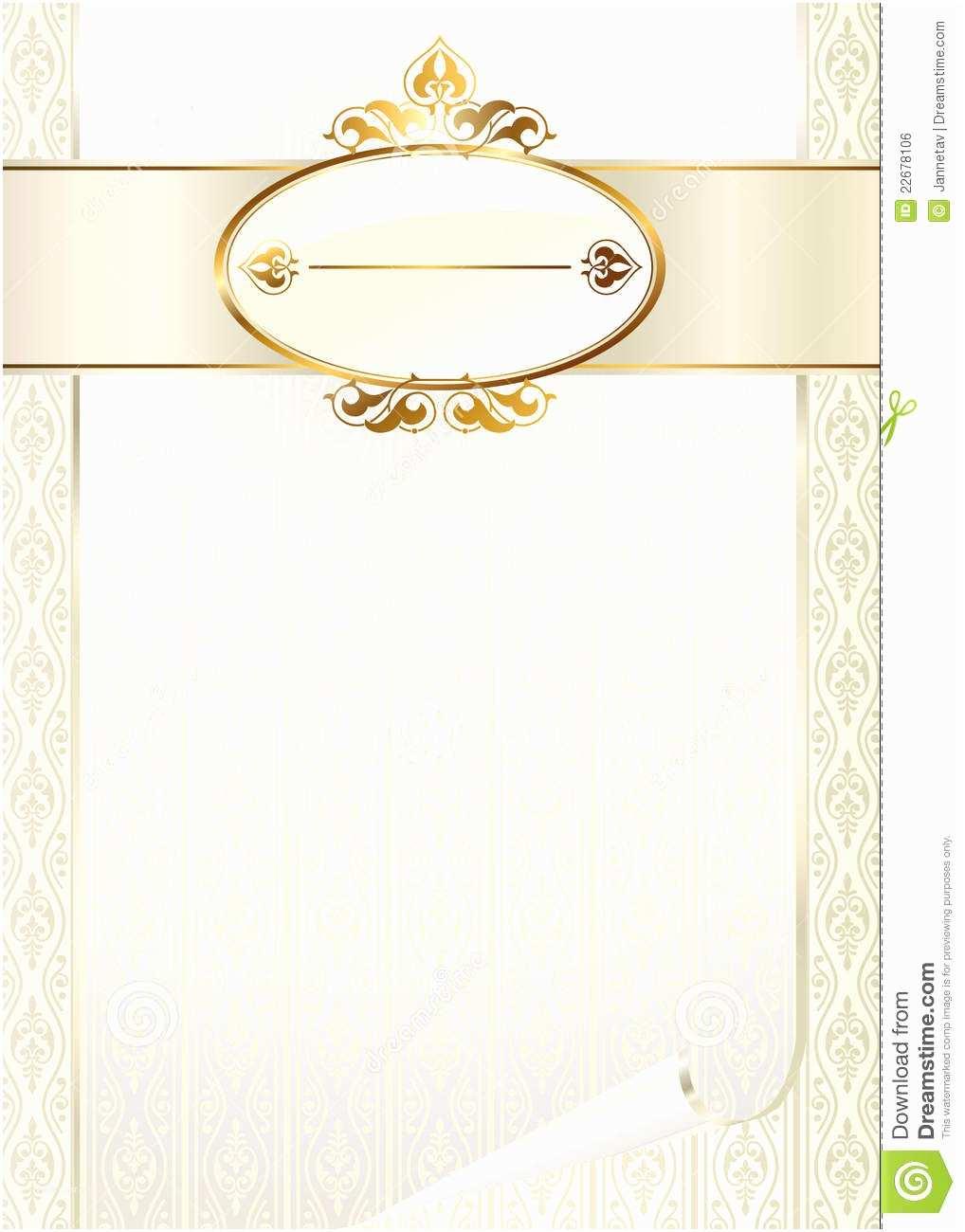 Wedding Invitation Card Paper Best Ideas Invitation Card Templates Magnificent Sample