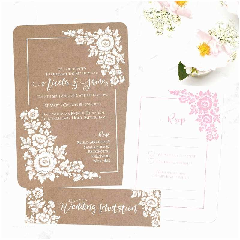 Wedding Invitation Card Paper Wedding Stationery Invitations & Cards