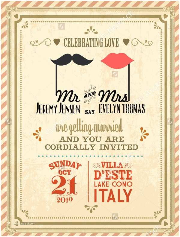 Wedding Invitation Card Template 21 Simple Wedding Invitation Templates