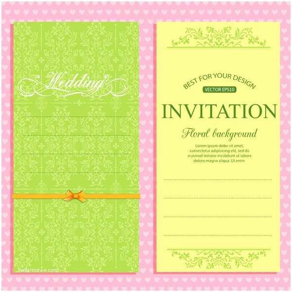 Invitation Card Template  Invitation Card Background Design Hd
