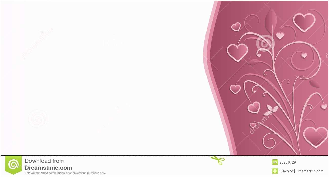 Wedding Invitation Card Template Wedding Invitation Card Template Stock