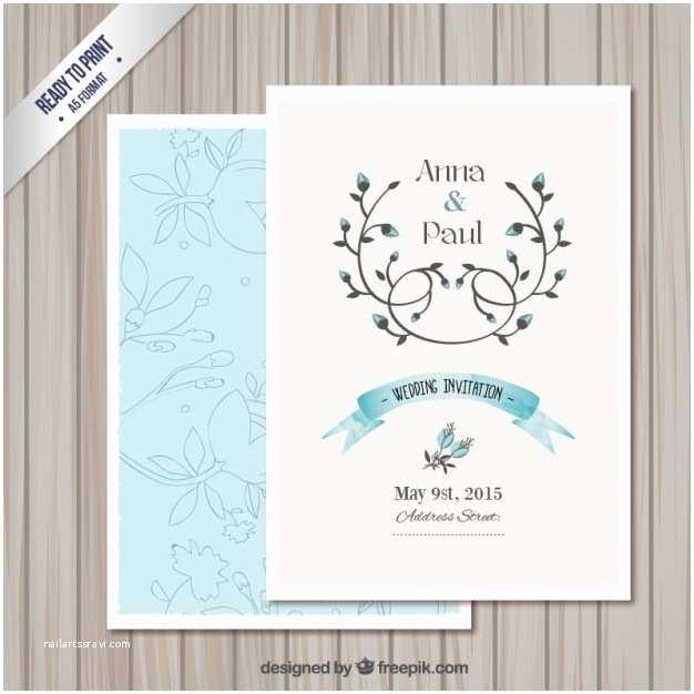 Wedding Invitation Card Template Wedding Invitation Card Template