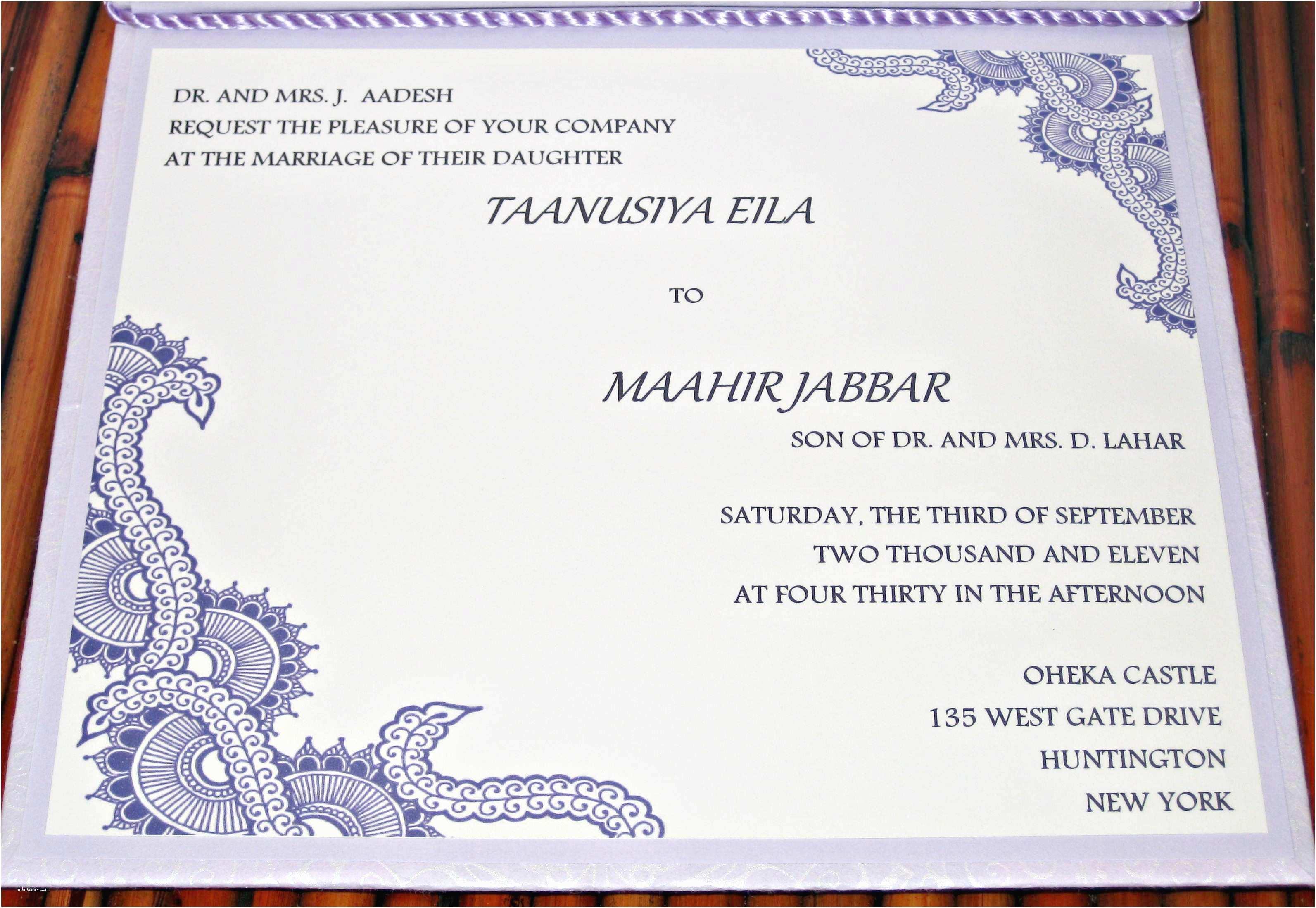 Wedding Invitation Card Template Wedding Invitation Cards