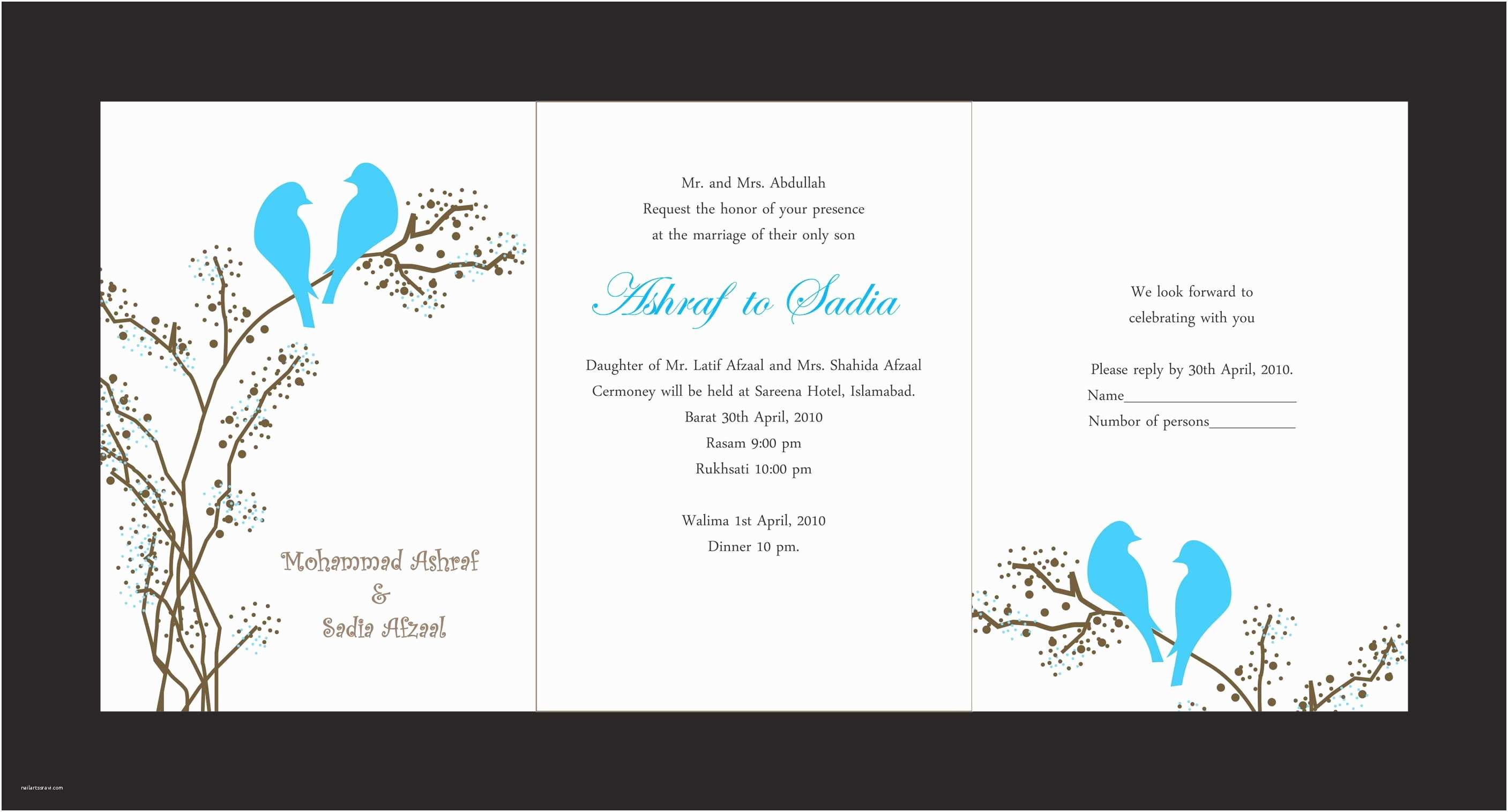 Wedding Invitation Cards Online Card Template Best Wedding Invitations Cards Card
