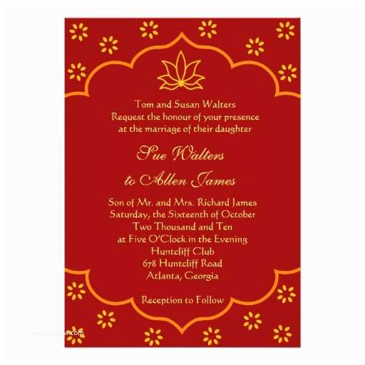 Wedding Invitation Cards Online Free India Hindu Wedding Invitation