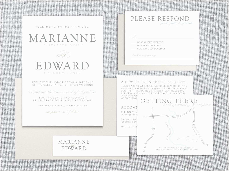 Wedding Invitation Cards Samples Wedding Invitation Directions Card Wedding Invitations