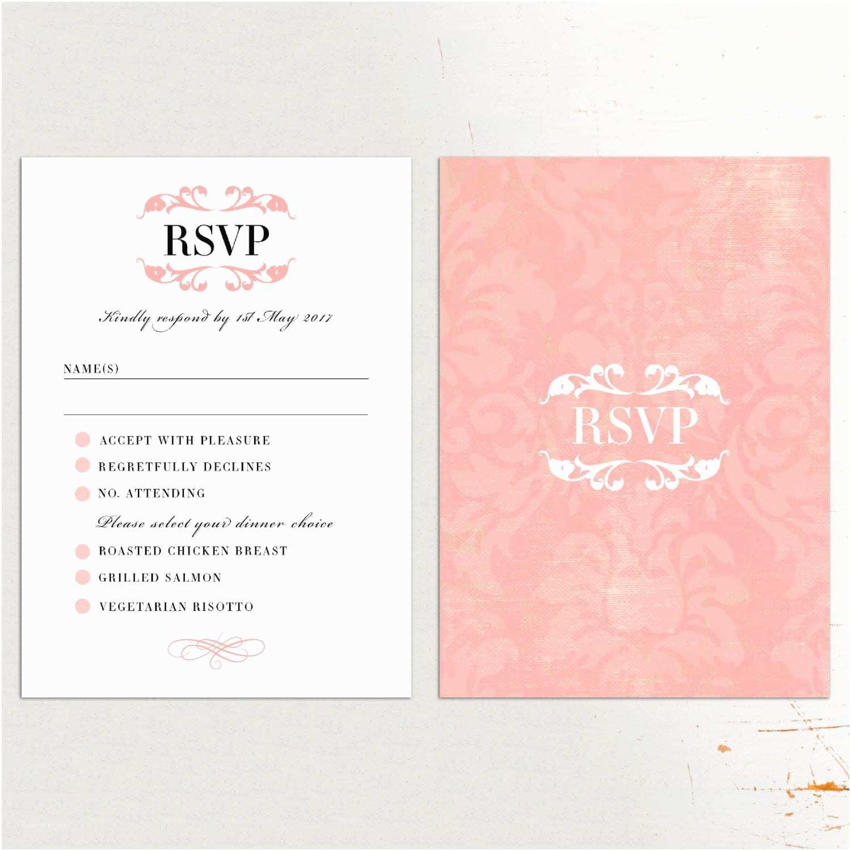 Wedding Invitation Cards Wedding Invitation Card Rsvp Wording Choice Image