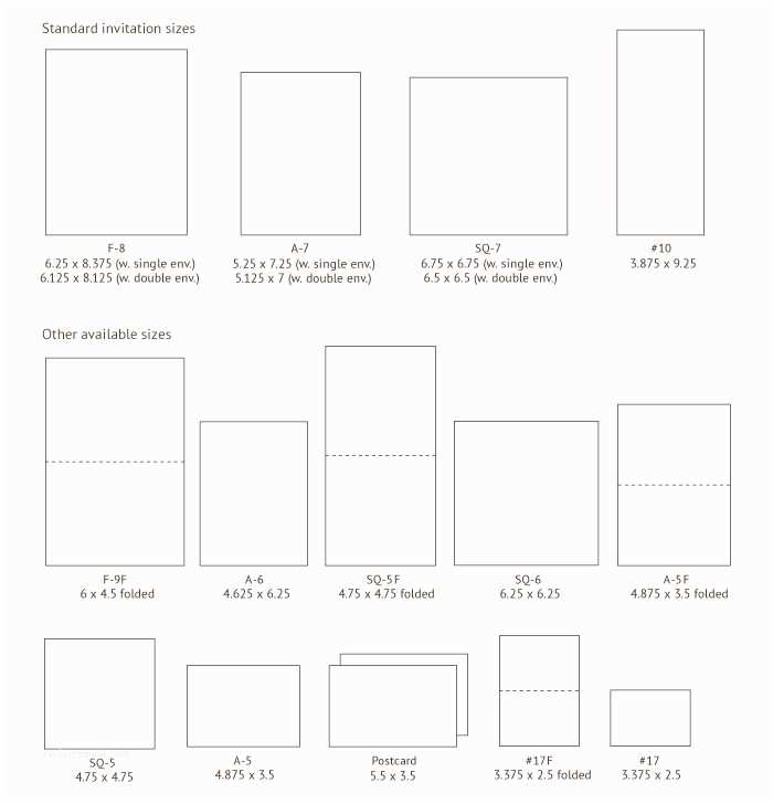 Wedding Invitation Cardstock and Envelopes Best 25 Wedding Invitation Size Ideas On Pinterest