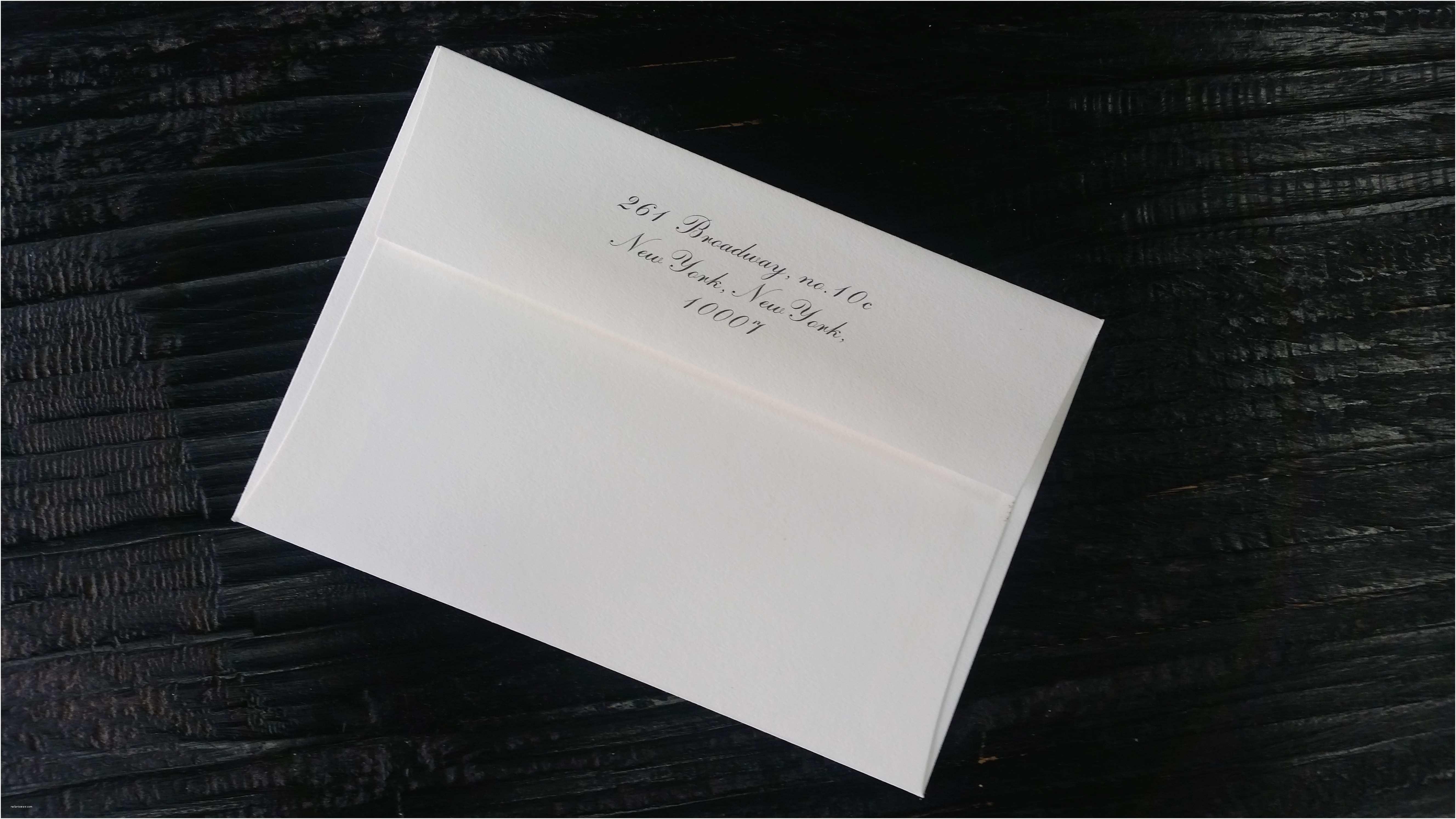 Wedding Invitation Cardstock and Envelopes Custom Wedding Suite Wedding Invitation Envelopes