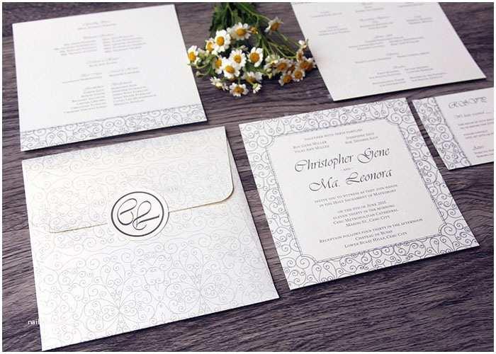 Wedding Invitation Cebu Invitation Maker Cavite Gallery Invitation Sample and