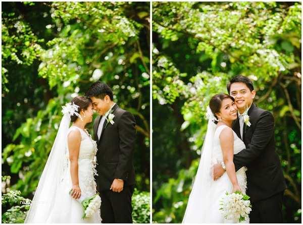 Wedding Invitation Cebu Rainbowfish Archbishop S Palace Cebu Wedding