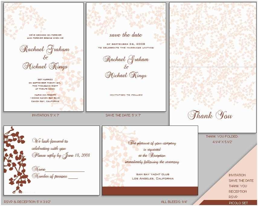 Wedding Invitation Checklist Applying the Wedding Planning Templates