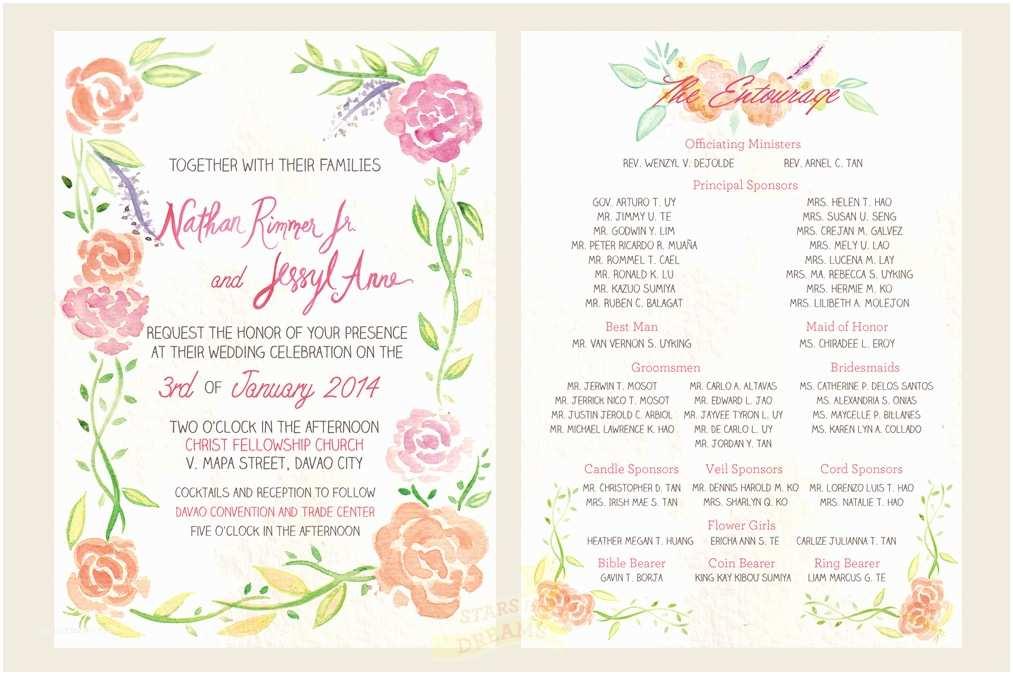 Wedding Invitation Checklist Sample Wedding Invitation List Entourage Chatterzoom