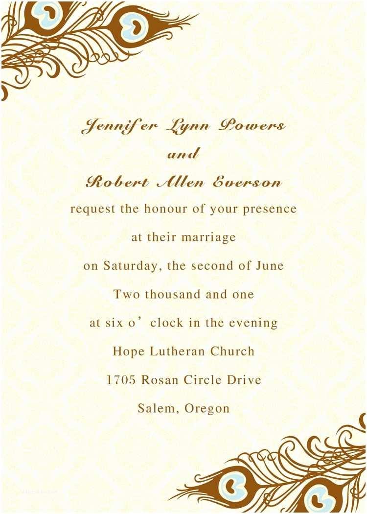 Wedding Invitation Content Best Wedding Invitations Cards Wedding Invitation Cards