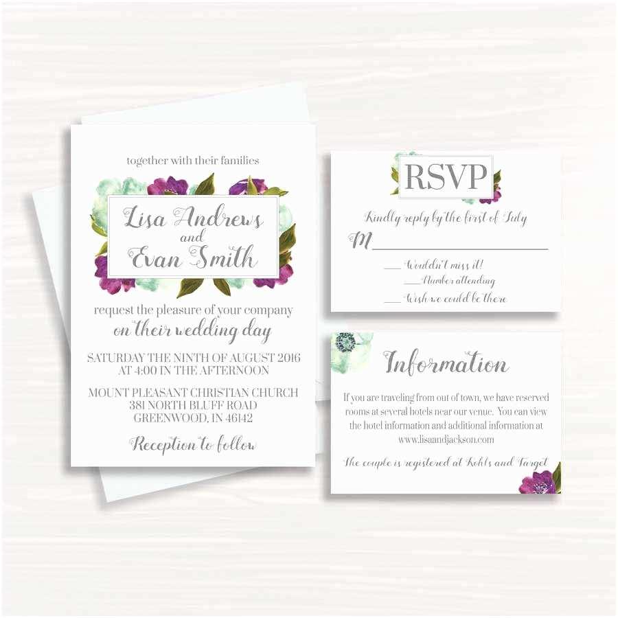 Wedding Invitation Content Wedding Invitation Contents Militaryalicious