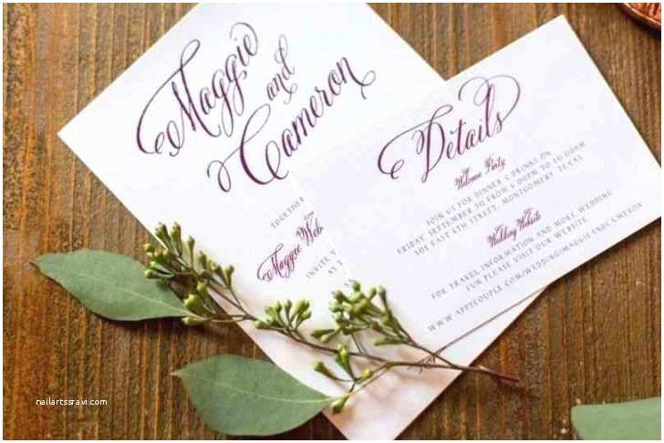 Wedding Invitation Cost Estimate Rhzoolookme Fresh Zarah Menus Rhsty atinonet Wedding