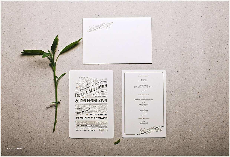 Wedding Invitation Cost Estimate Royal Letterpress Wedding Invitation