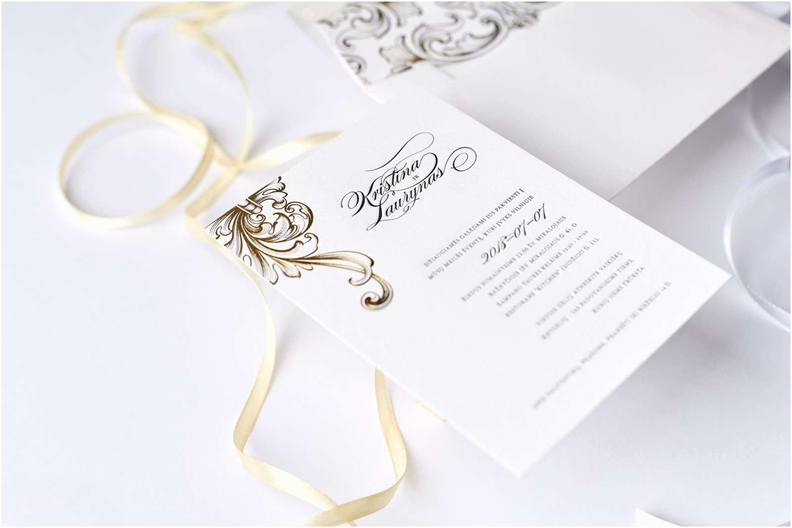 Wedding Invitation Cost Estimate Victorian Style Letterpress Wedding Invitations