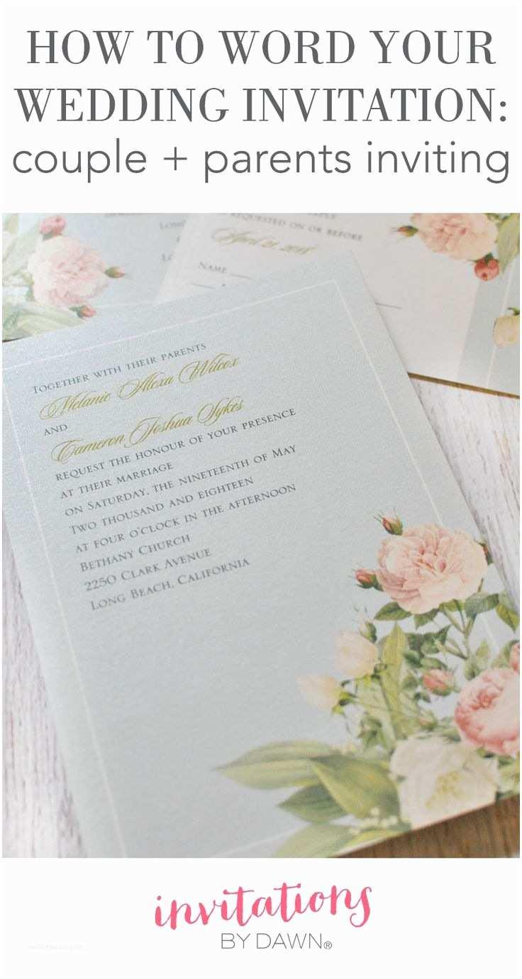 Wedding Invitation Deceased Parent 267 Best Images About Wedding Help & Tips On Pinterest
