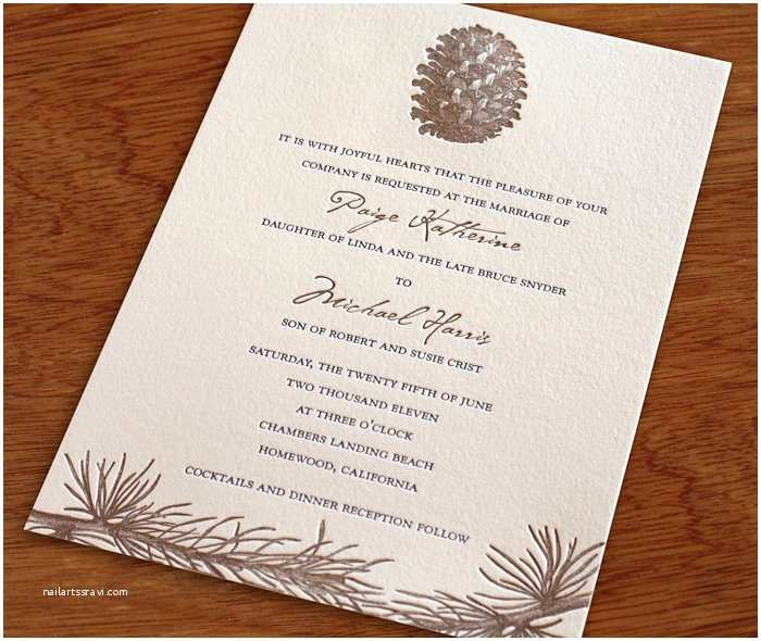 Wedding Invitation Deceased Parent Wedding Invitation Wording Deceased Parent