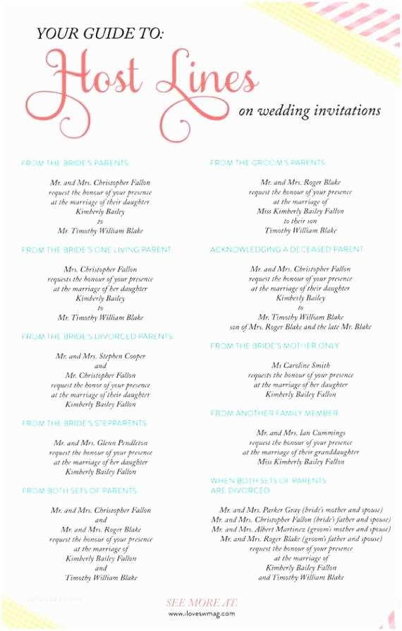 wedding invitation wording with deceased parent
