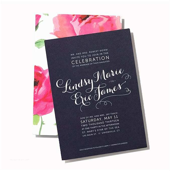 Wedding Invitation Design Images 25 Creative Wedding Invitation Designs for Every Style Of
