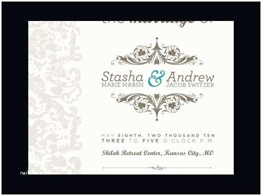 Wedding Invitation Design Images Wording