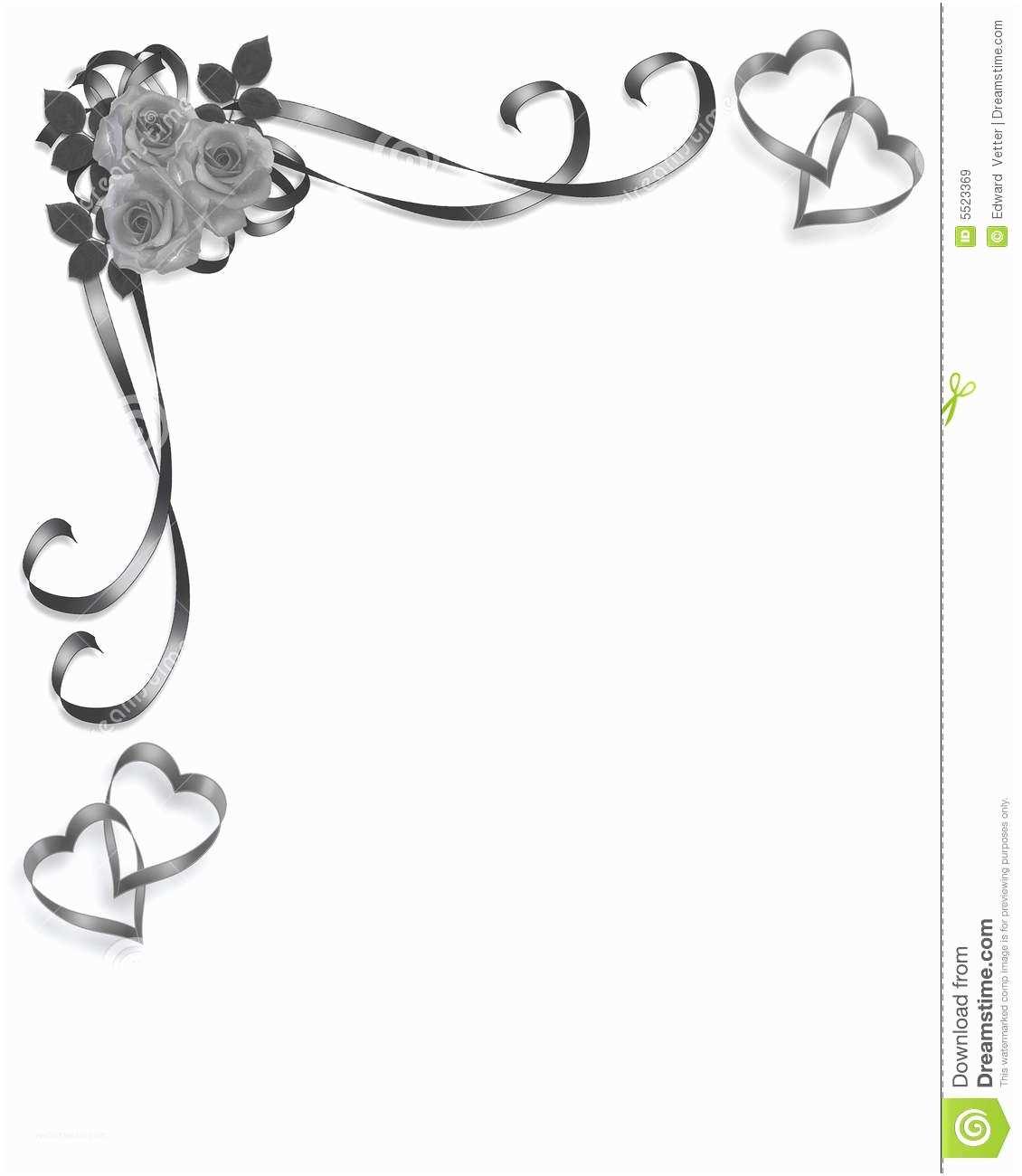 Wedding Invitation Design Images Awesome Wedding Invitation Border Design