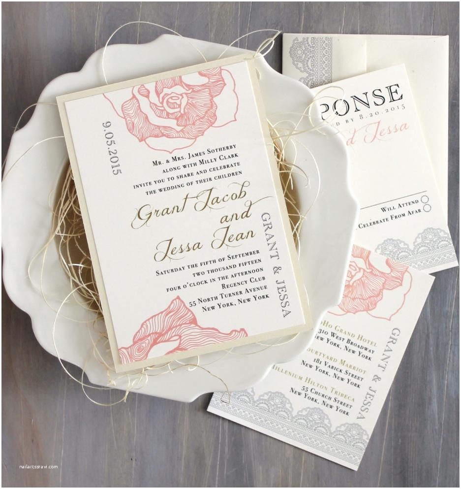 Wedding Invitation Design Images Unique Wedding Invitation Ideas Modwedding