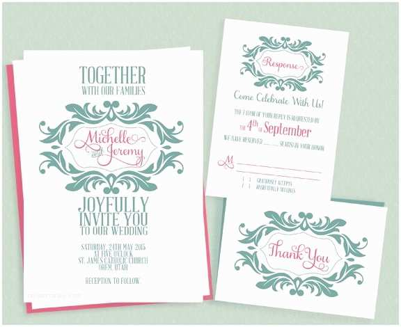 Wedding Invitation Design Templates Free Download Wedding Invitation Templates Free Download