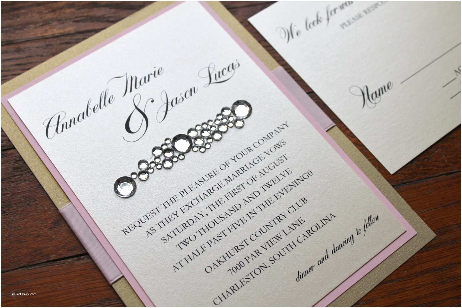 Wedding Invitation Designs Do It Yourself Wedding Invitations Ideas