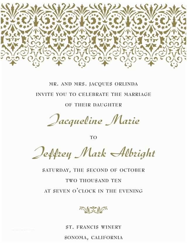 Wedding Invitation Designs Invitation Design Templates – orderecigsjuicefo